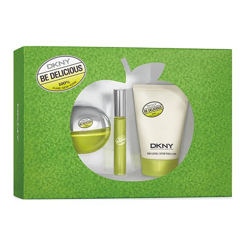 Dkny Be Delicious Womens Perfume Gift Set 127 Value