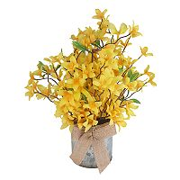 SONOMA Goods for Life™ Artificial Forsythia Flower Arrangement