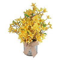 SONOMA Goods for Life™ Artificial Forsythia Flower Arrangement