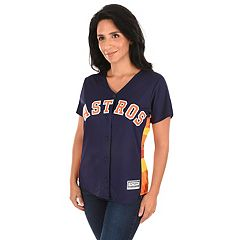 Women's Majestic Houston Astros Replica Jersey