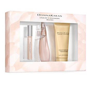 Donna Karan Liquid Cashmere Blush Women's Perfume Gift Set
