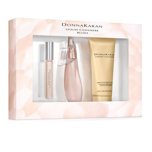 Donna Karan Liquid Cashmere Blush Women's Perfume Gift Set