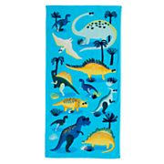 Jumping Beans® Cool Dinos Beach Towel