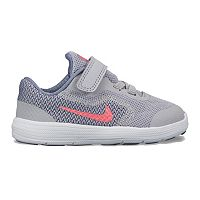 Nike Revolution 3 Toddler Girls' Athletic Shoes