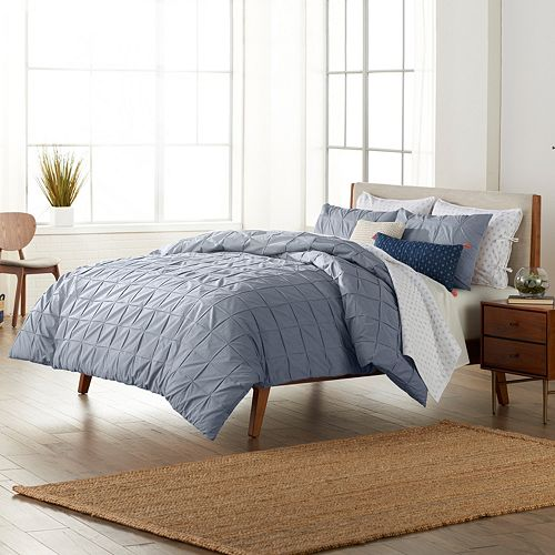 Full//Queen Sonoma Goods for Life Ensley 3 pc Comforter Set with Shams