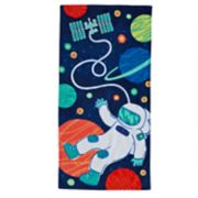 Jumping Beans® Spaceman Beach Towel