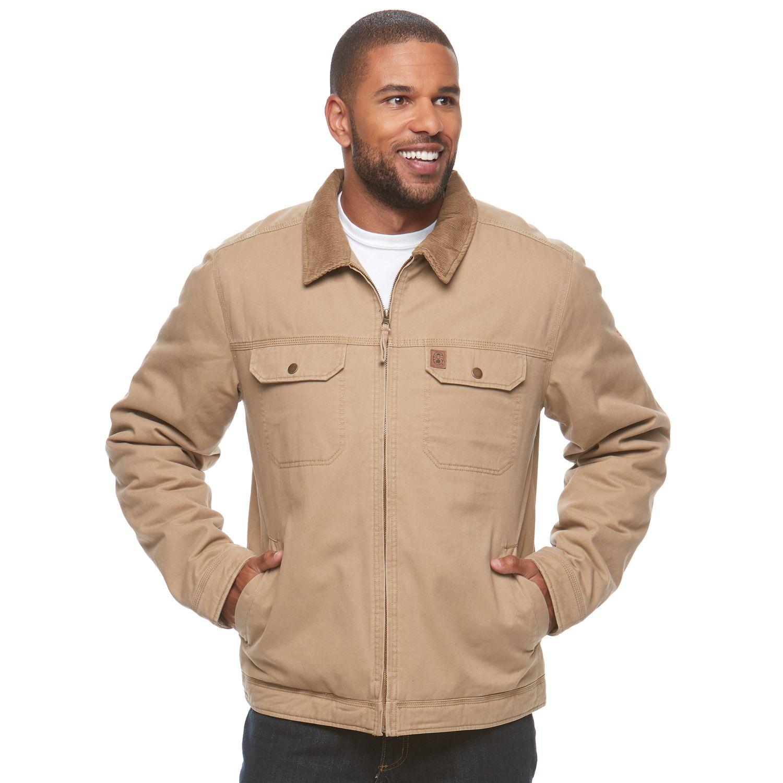 Kohls mens work jackets