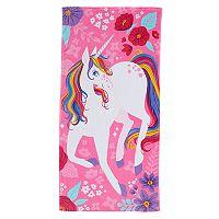 Jumping Beans® Unicorn Beach Towel