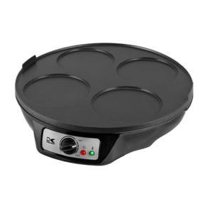 Kalorik 3-in-1 Griddle, Crepe & Pancake Maker