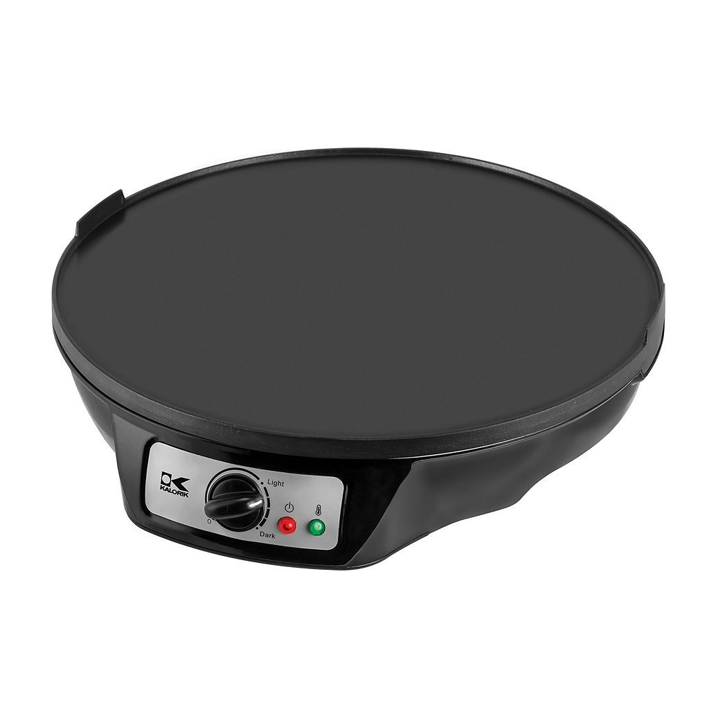 Kalorik 3-in-1 Griddle, Crepe & Pancake Maker
