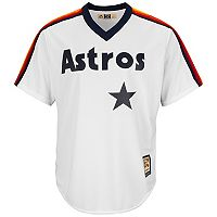 Women's Majestic Houston Astros Cool Base Replica Jersey