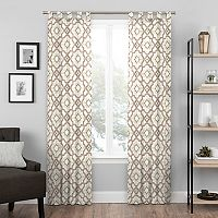 Pairs To Go 2-pack Cecily Window Curtain Panel