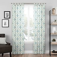 Pairs To Go 2-pack Cecily Window Curtains