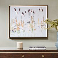 Madison Park Signature Chesapeake Cattails Canvas Wall Art
