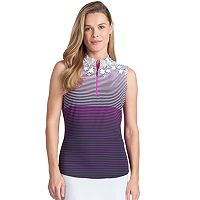 Women's Tail Raven 1/4-Zip Golf Tank