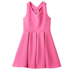 Girls 7-16 Lilt Striped Skater Dress
