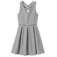 Girls 7-16 Lilt Striped Skater Dress
