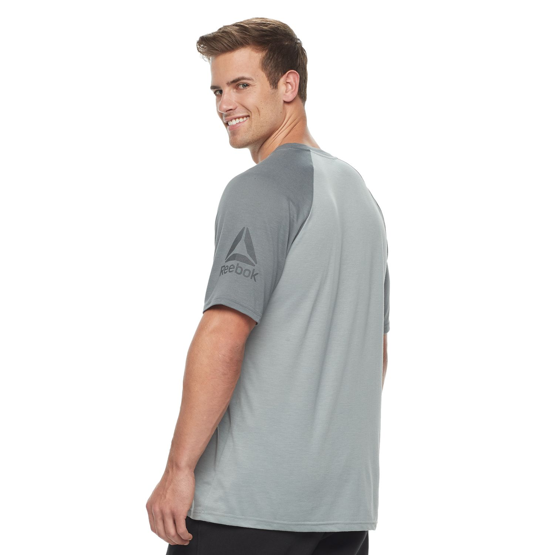 5b14c6a1c0 Mens Reebok T-Shirts Tops, Clothing   Kohl's