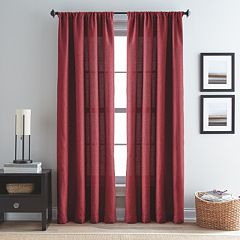 Peri 1-Panel Dune Window Curtain
