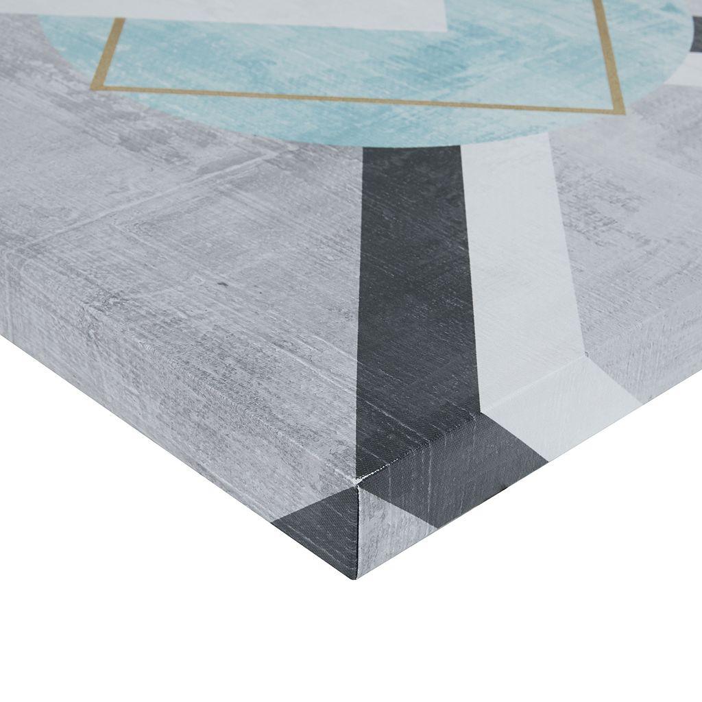 Urban Habitat Axis Printed Canvas Wall Art 3-piece Set