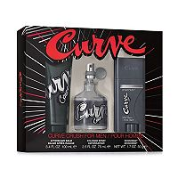 Curve Crush Men's Cologne Gift Set