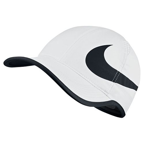 406a4b9e930ba Adult NikeCourt AeroBill Featherlight Tennis Cap