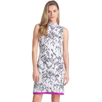 Women's Tail Laurelle Mesh Insert Golf Dress