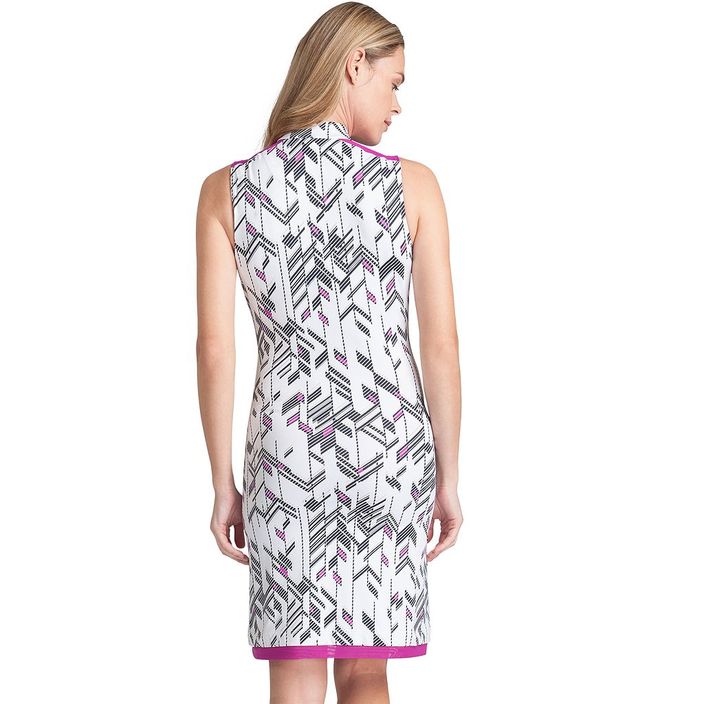 Women's Tail Laurelle Mesh Insert Golf Dress