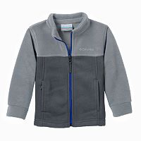 Toddler Boy Columbia Lightweight Fleece Jacket