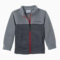Toddler Boy Columbia Lightweight Fleece Jacket