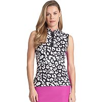 Women's Tail Gabriela Snap Placket Golf Tank