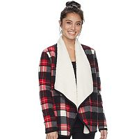 Women's SONOMA Goods for Life™ Sherpa Cardigan