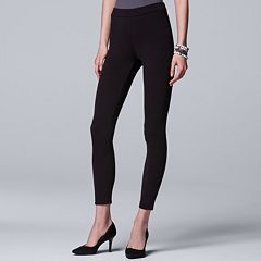 Women's Simply Vera Vera Wang Brushed Leggings
