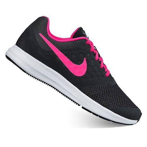 Nike Downshifter 7 Grade School Girls  Running Shoes c8b648262