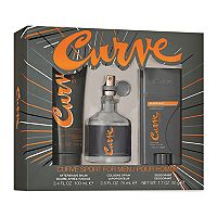 Curve Sport Men's Cologne Gift Set