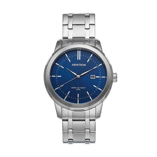 Armitron Men's Stainless Steel Watch - 20/5245NVSV