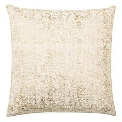Safavieh Golden Foil Throw Pillow