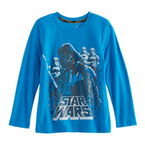 Boys 4-7x Star Wars a Collection for Kohl's Darth Vader & Stormtroopers Tee