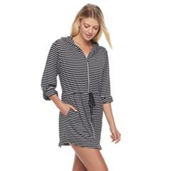 Women's Apt. 9® Striped Jersey Cover-Up