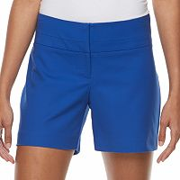Women's Apt. 9® Modern Fit City Shorts