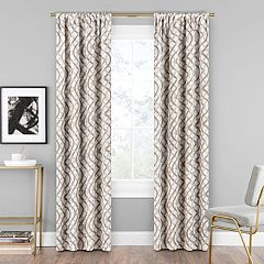 eclipse Blackout 1-Panel Alperton Window Curtain