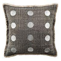 Safavieh Metallic Dots Throw Pillow