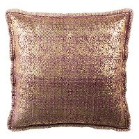 Safavieh Metallic Sponge Throw Pillow