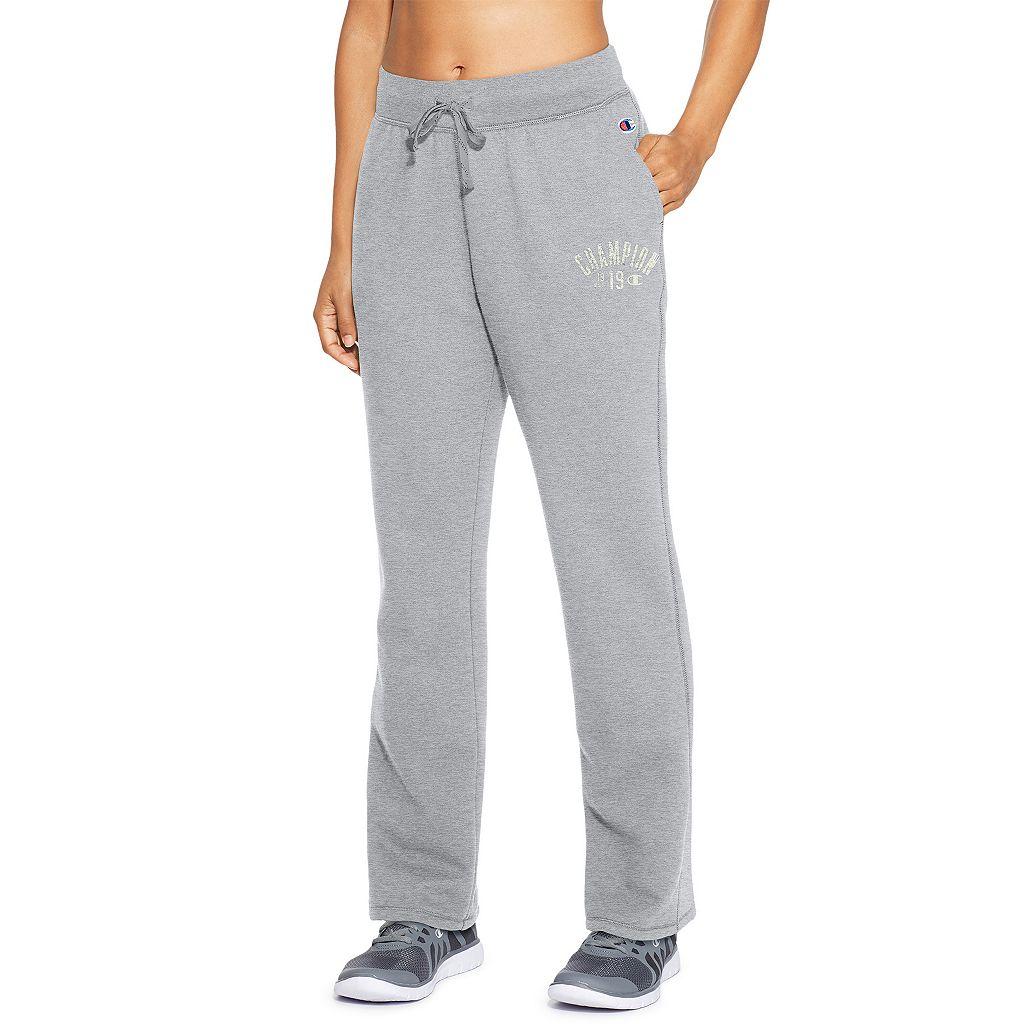 Women's Champion Heritage Fleece Pant