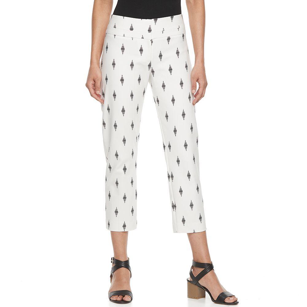 Apt. 9® Torie Modern Fit Capri Dress Pants
