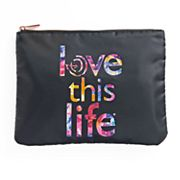 love this life Cosmetic Pouch