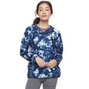Juniors' SO® Hooded Graphic Windbreaker Jacket