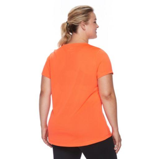 Plus Size FILA SPORT® Heritage Core Workout Tee
