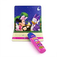 Disney's Minnie Mouse Flashlight Adventure Box Set