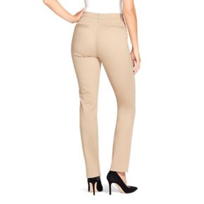 Women's Gloria Vanderbilt Amanda Modern Tapered Twill Pants